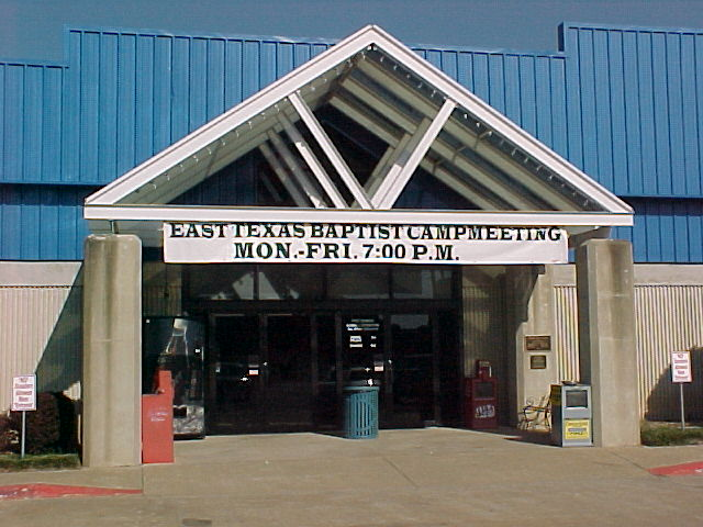East Texas Baptist Campmeeting – Friday