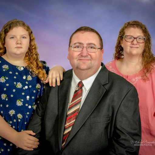 De Hart Family Missionaries to Mexico