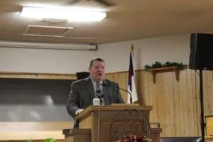 Pastor Bob Haynes