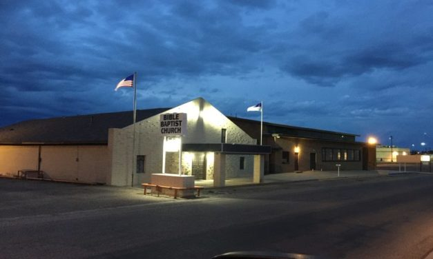 Bible Baptist Church, Borger Texas