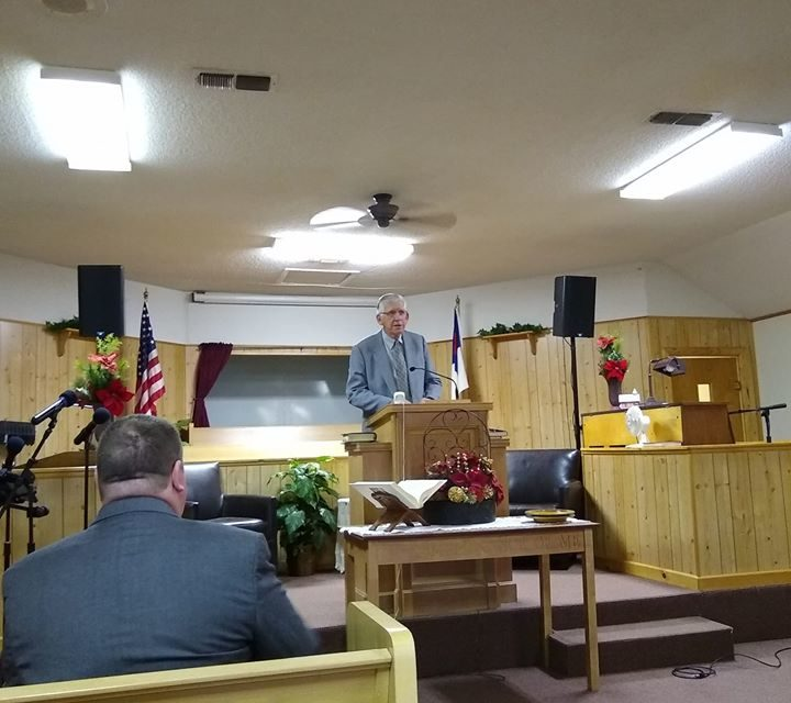 Missions Conference – Iowa Park TX