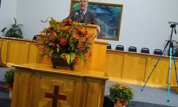 Missions Conference BBC Russellville Arkansas