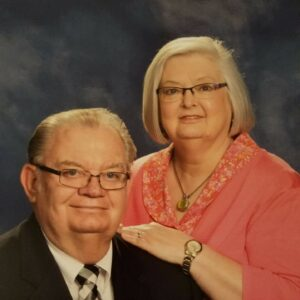 Pastor and Mrs. Melrose
